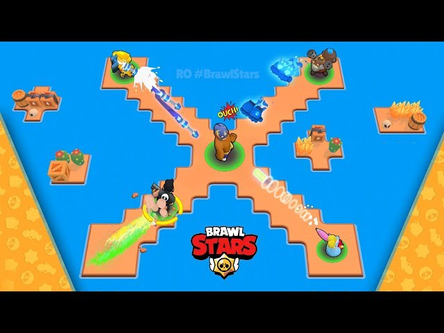 NO WAY OUT! 👊 Brawl Stars 2019 Funny Moments, Fails and Glitches - RO BrawlStars
