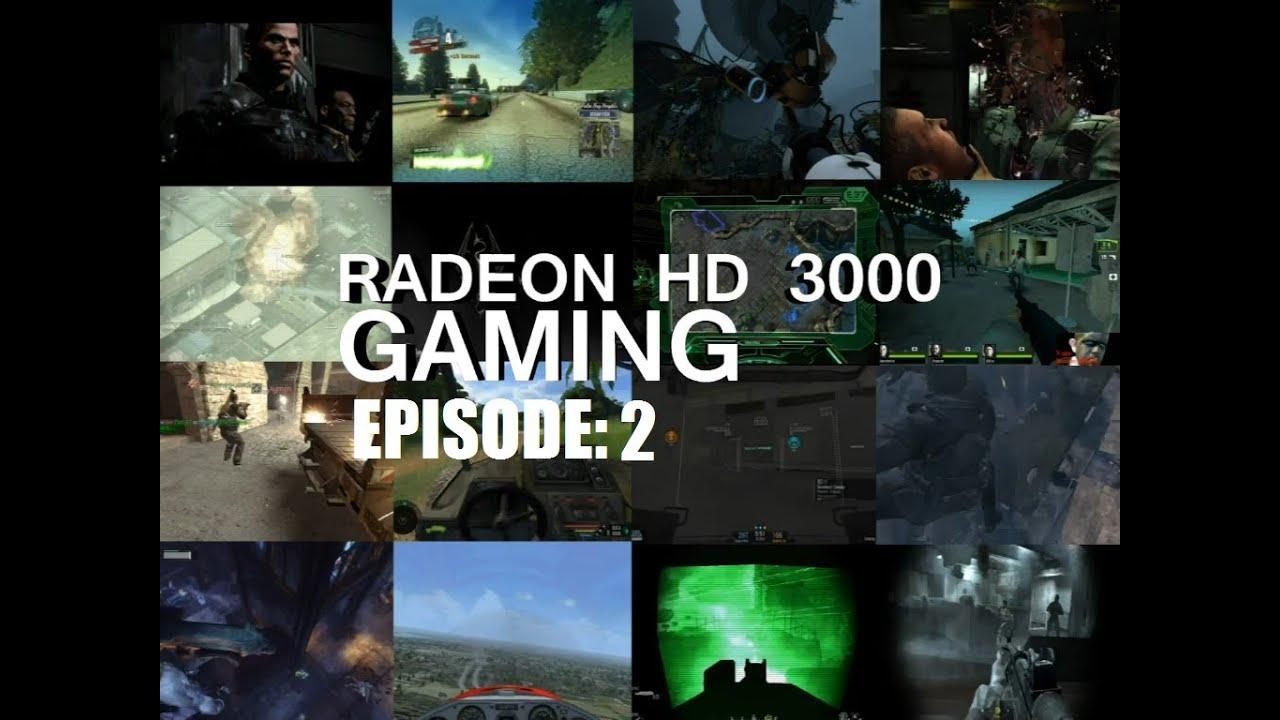 Download Gaming on an ATI Radeon HD 3000 EP:2 (HD)