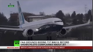How pilots secretly warned FAA about Boeing defect