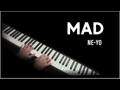 Mad NeYo Piano Instrumental   Alex Guntner