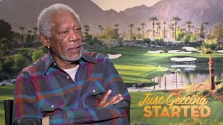 Bah, humbug! Morgan Freeman on Christmas: 'It's just money'