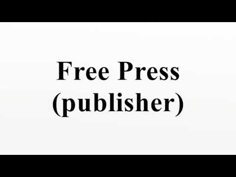 Free Press (publisher)