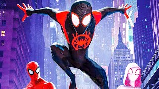 SPIDER-MAN: INTO THE SPIDER-VERSE All Movie Clips + Trailer (2018)