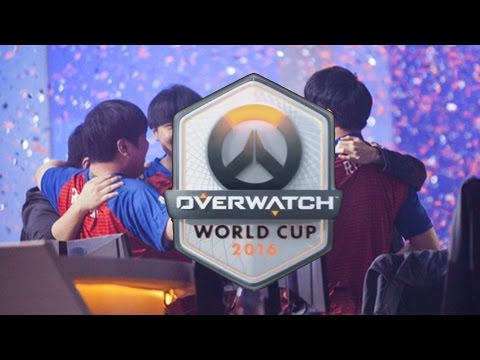 Overwatch world cup ► funnies, fails & crazy moments! - highlights montage