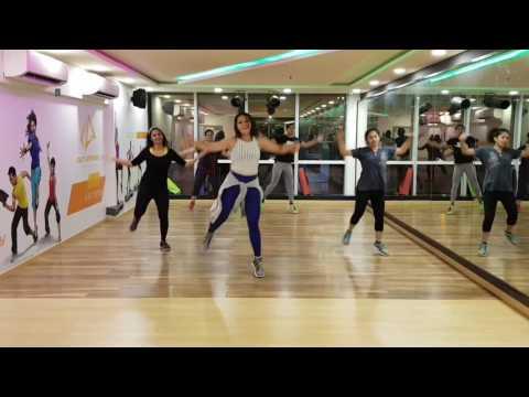 Naach meri jaan - Tubelight Zumba Fitness