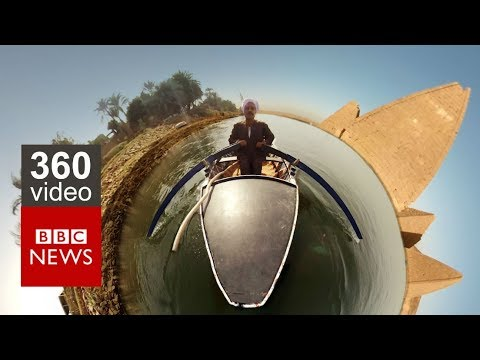 Damming the Nile in 360 Video: Episode 2 - BBC News thumbnail