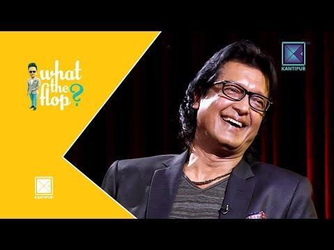 Rajesh Hamal | What The Flop - Full Episode | Sandip Chhetri | 09 April 2018