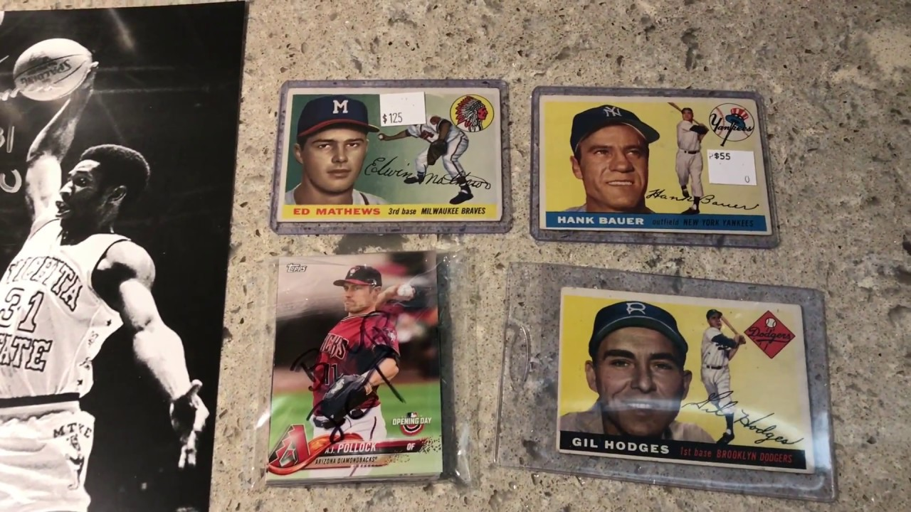 Card Show Pick Ups Yep More 1 Box Cards Plus Vintange