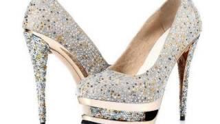 Gelin Topuklu Ayakkabı Modelleri En Güzel Gelinler İçin Geliyor