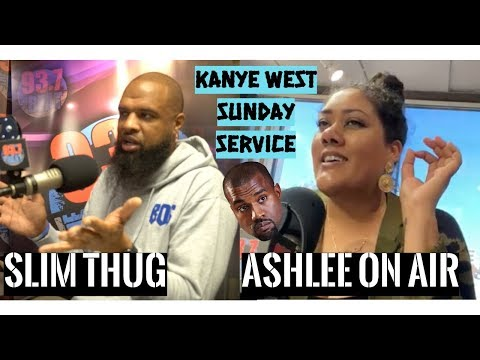 Ashlee - WATCH: Slim Thug & Ashlee Recap Sunday Service at Lakewood