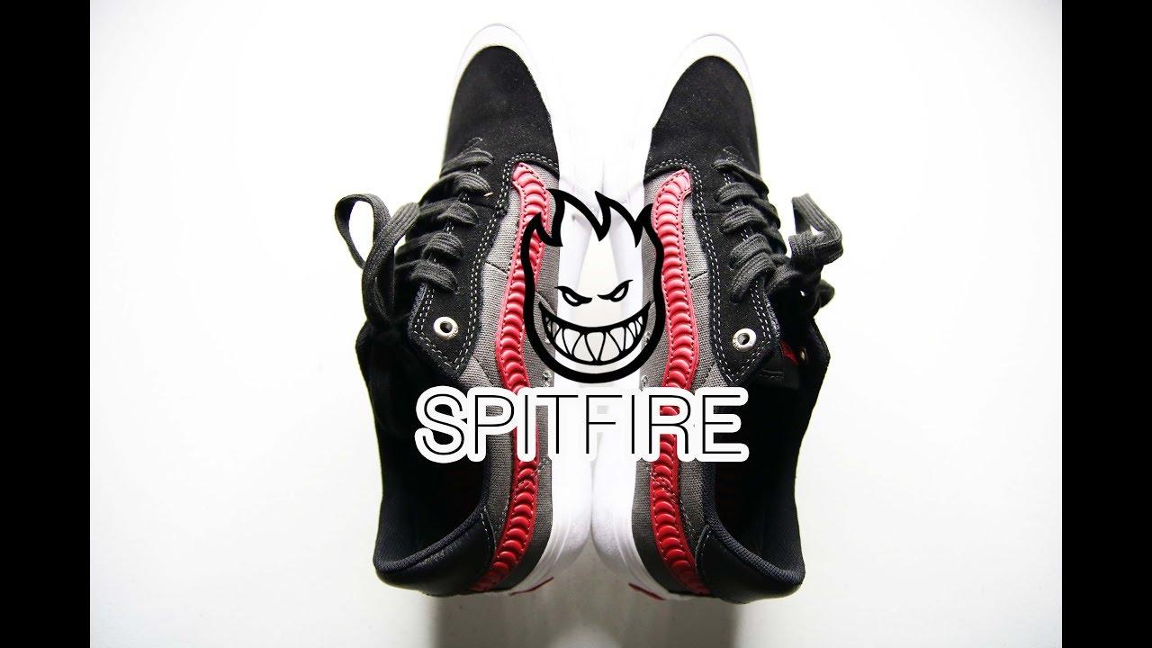 spitfire vans