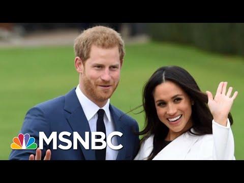 Stephanie Ruhle In Windsor, England Ahead Of The Royal Wedding | MSNBC