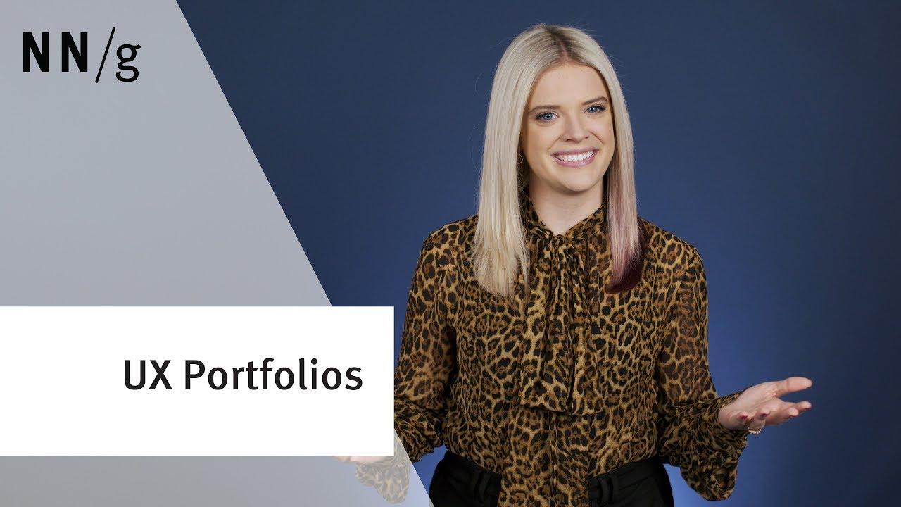 UX Portfolios: Preparing for Interviews