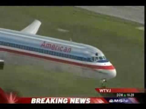 American Airlines Flight 862 EMERGENCY LANDING