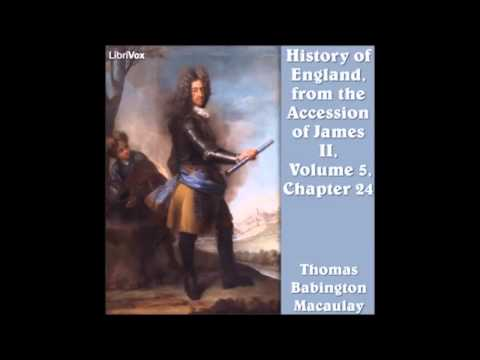 History of England, from the Accession of James II; (Volume 5, Chapter 24) 1-5