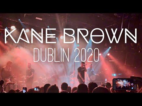 Kane Brown Beautiful Worldwide Tour   Dublin 2020