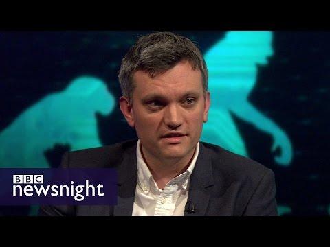 Will humans achieve immortality through machines? - BBC Newsnight