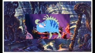 The Little Mermaid - Under the Sea S&T Italian