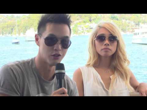 Wong Fu Souheartist Live Broadcast in Sydney - Official Edit