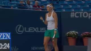 2016 Connecticut Open Hot Shot   Petra Kvitova