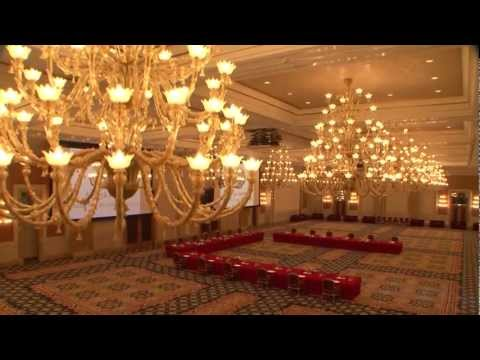 Arraya Ballroom in Kuwait, Managed by Marriott International
