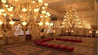 Arraya Ballroom in Kuwait, Managed by Marriott International