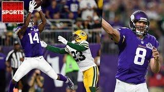 VIKINGS Shut Down Aaron Rodgers, Stefon Diggs GOES OFF [BEST OF THE NFL WEEK 2]
