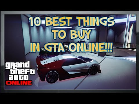 Top 10 BEST Things To BUY In GTA ONLINE!!! (GTA 5 ONLINE) from YouTube · Duration:  11 minutes 33 seconds