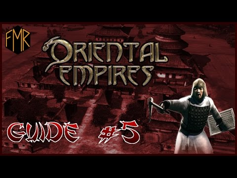 Oriental Empires - Gameplay guide #5 - The siege of Qinyi part 2
