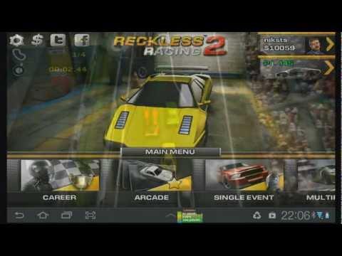 Reckless Racing 2 - все игры для Андроид и Apple на Glafi.com