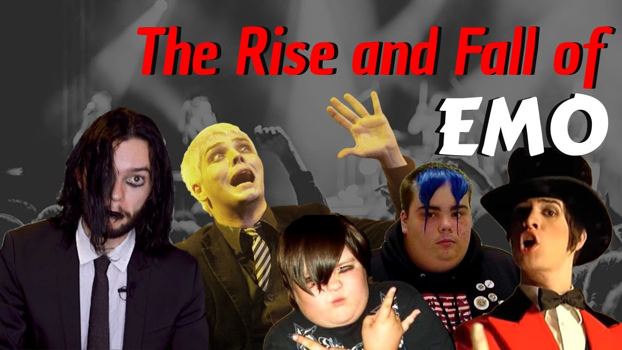 Download The Rise & Fall of Emo