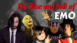 The Rise & Fall of Emo