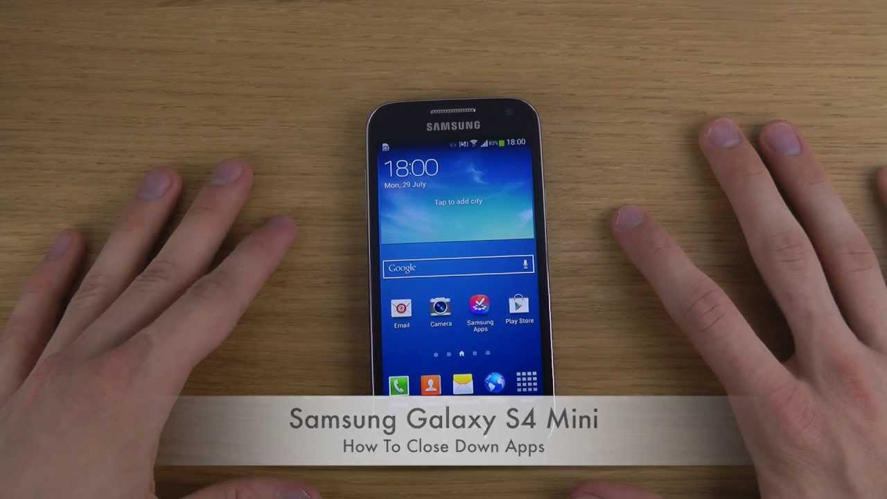galaxy s4 mini apps download