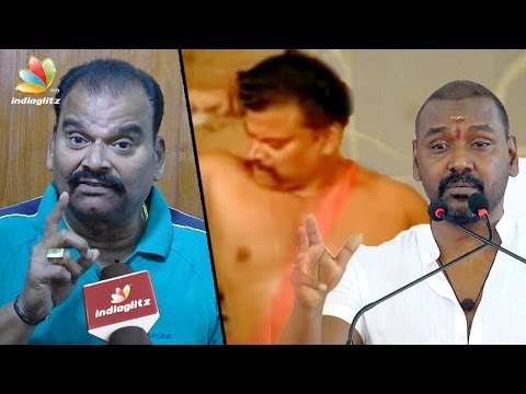 Bayilvan Ranganathan reply for Lawrence speech against movie reviewers | Interview, Jallikattu Issue