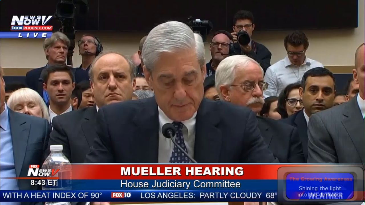 The Growing Awareness Opening Statements of Naddler, Collins, and Mueller