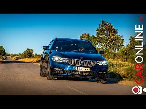 MELHOR CARRINHA NÃO H� | BMW 520d Touring [Review Portugal]