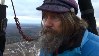 Фёдор Конюхов. Вокруг Земли на аэростате. Азы воздухоплавания