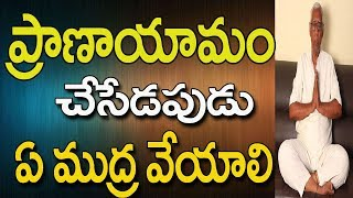 Yoga Videos For Beginners In Telugu , Yoga Mudra For