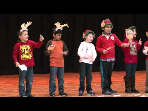 ESN-TV 2015 Winter Concert Series - James Madison Primary School 2nd Grade