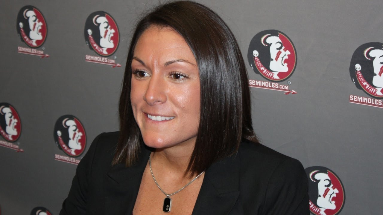 florida state interim athletics director vanessa fuchs interview florida state interim athletics director vanessa fuchs interview