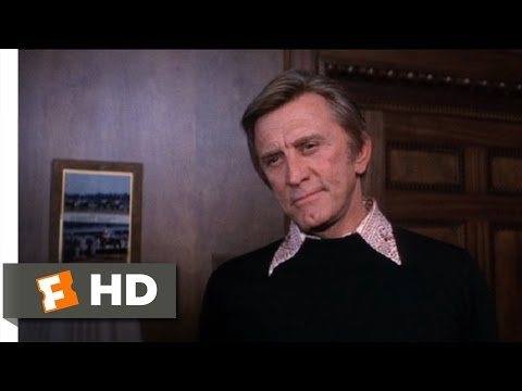 Once Is Not Enough (1/10) Movie CLIP - Washed Up (1975) HD