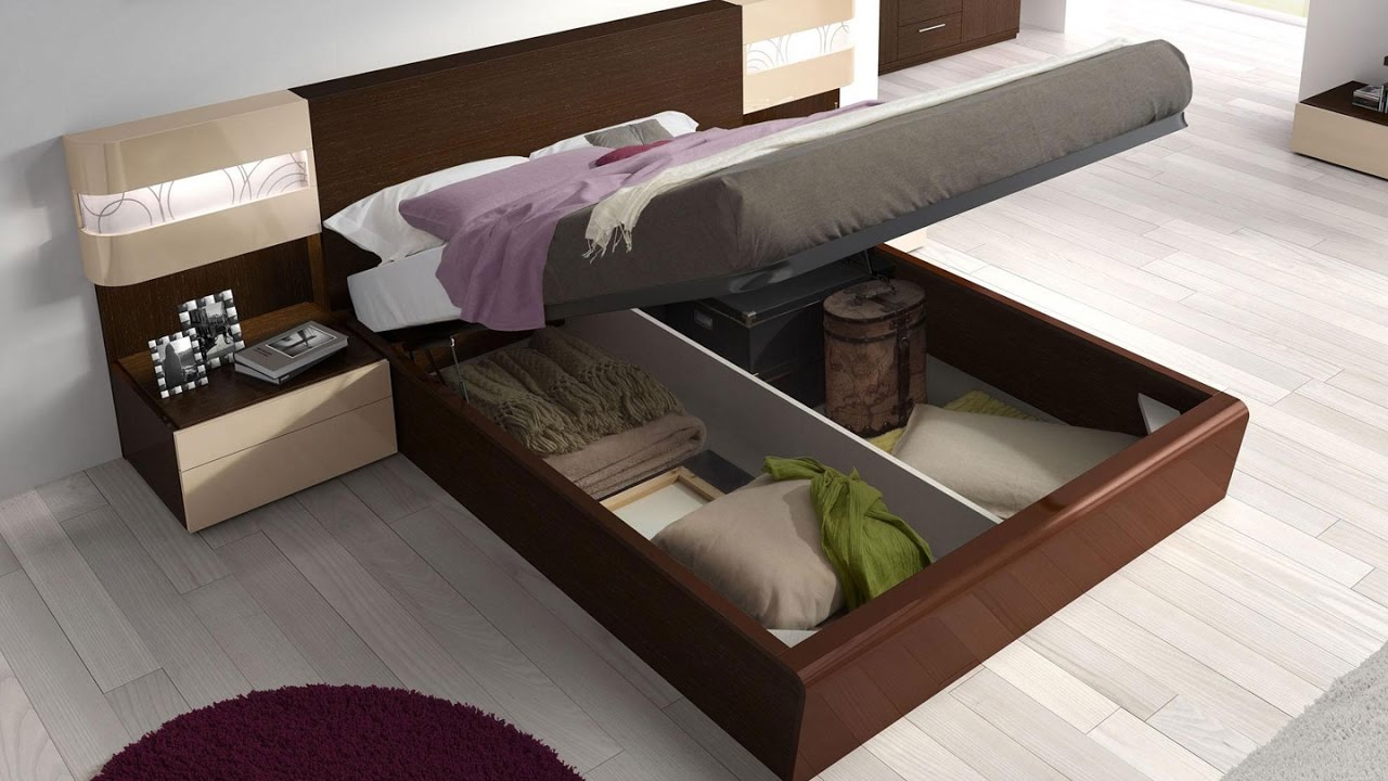 Desain furniture modern hemat ruang untuk rumah mungil ...