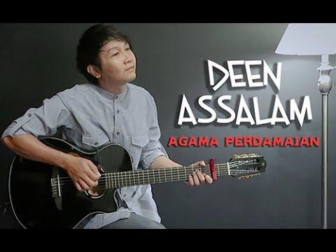 Deen Assalam (Agama Perdamaian) Nathan Fingerstyle | Guitar Cover | Guidrum