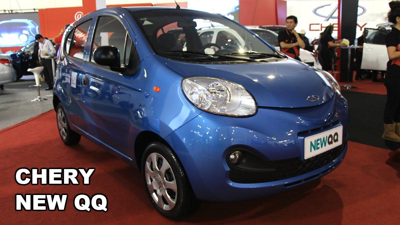 Chery New QQ en el Motor Show - Lima Perú | Todoautos.pe - YouTube