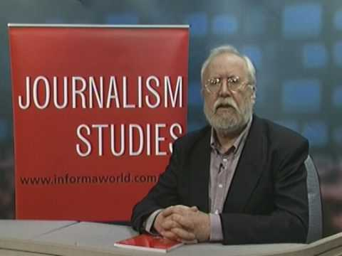 Journal 'Journalism Studies' April 2010