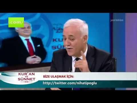 Ayet'el Kürsi'nin Muhteşem Faziletleri - Nihat Hatipoğlu 02/03/2014