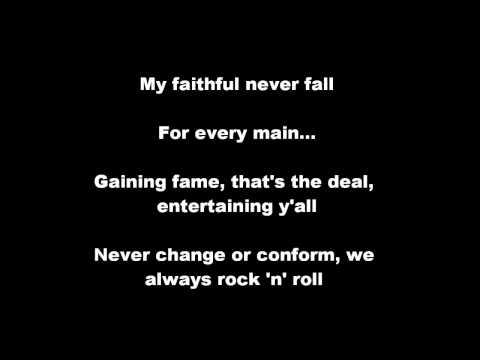 Black Eyed Peas - Audio Delite At Low Fidelity Lyrics
