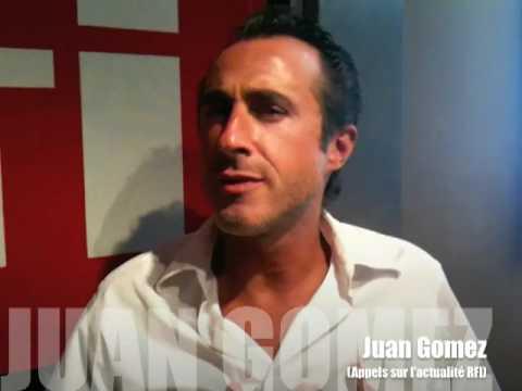 Juan Gomez itv