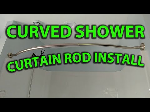how-to-install-a-curved-shower-curtain-rod