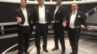 Jäger singen bei Gefragt Gejagt vom 04.03.2017 - Nervensäge Alexander Bommes